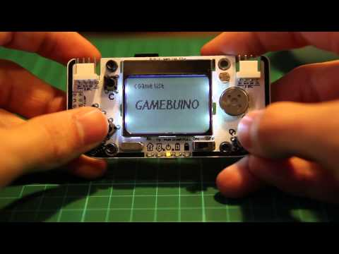 Gamebuino - load games from SD card - arduino bootloader