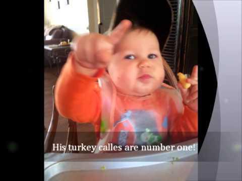 Dad's Custom Turkey Box Calls