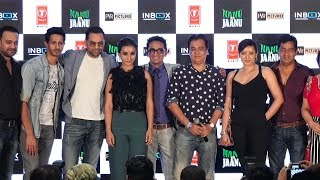 UNCUT- Nanu ki Jaanu Trailer Launch: Abhay Deol, Patralekhaa