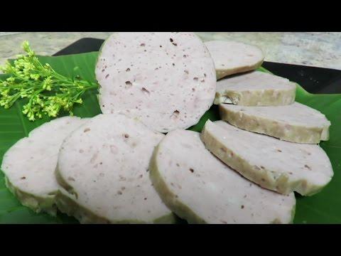 Cha Lua (Vietnamese Ham)