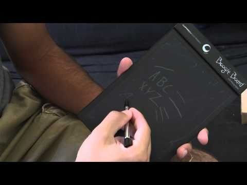 Review: Boogie Board LCD Writing Tablet