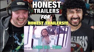 Download HONEST TRAILERS - HONEST TRAILERS (Written By A Robot) - REACTION!!! (W/ Epic Voice Guy) Video