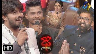 Dhee Champions   New Season   18th September 2019   latest Promo   ETV Telugu #Sudeer