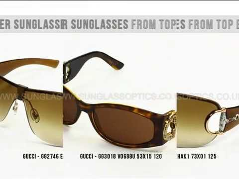 Designer Sunglasses From Top Brands
