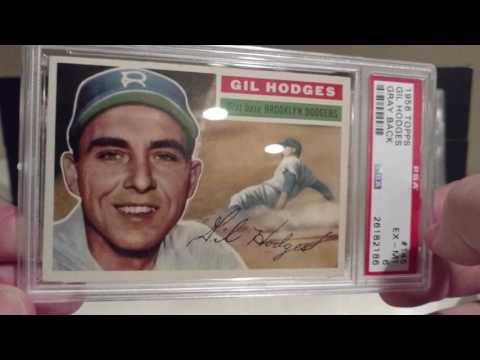 PSA Submission Baseball Card Results - 47 Card Return!   Koufax, Jeter, Maris and On and on....