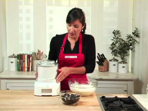 Cuisinart Ice Cream Maker with Extra Freezer Bowl