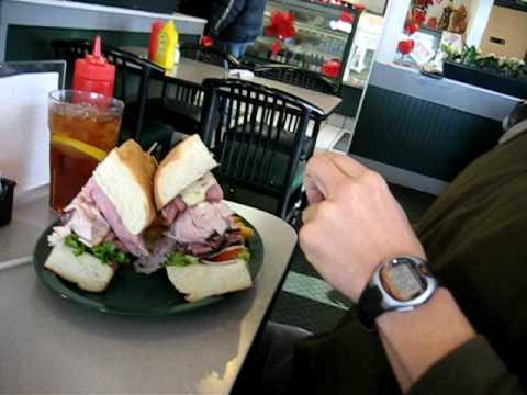 Ohio Deli - Dagwood Sandwich Part 1