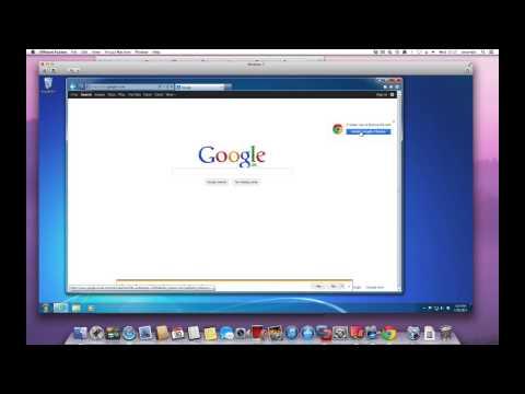 setting up google chrome on a Mac, PC and iPad