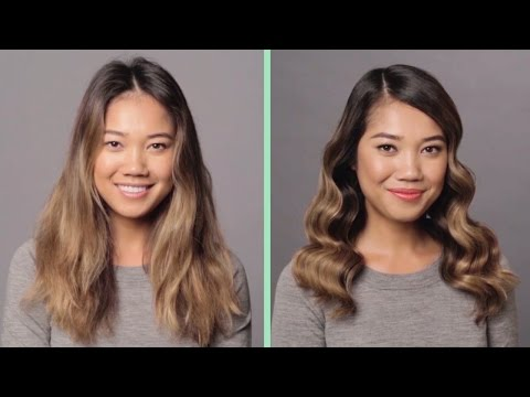 Glamour Hollywood Waves Tutorial with Harry Josh | Dermstore