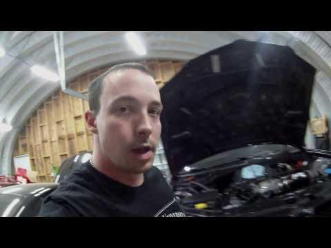 Pontiac G8 Front Bumper Removal