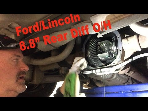Ford Lincoln 8.8