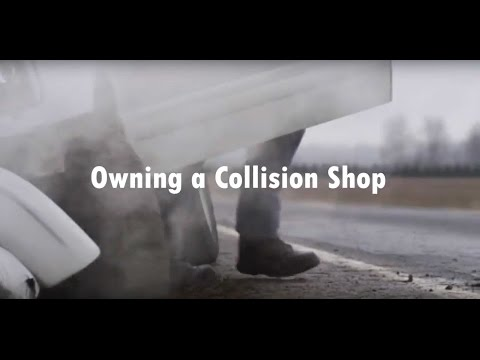 Owning a Collision Shop - Management Success