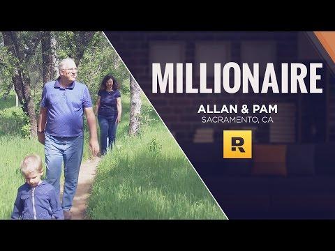 Millionaire - $3 Million Net Worth - Allan & Pam from Sacramento, CA