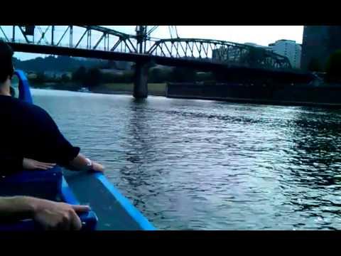 Jetboat Experience at Portland, Oregon!