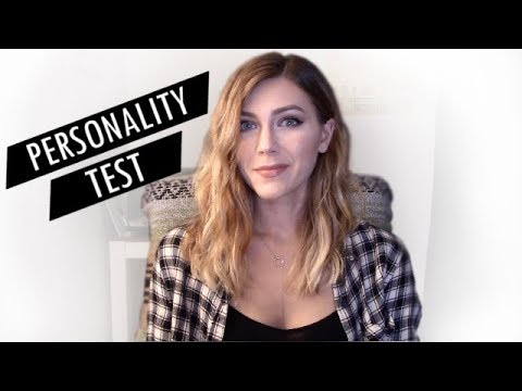 What's My Personality Type? | A Test | Vlog