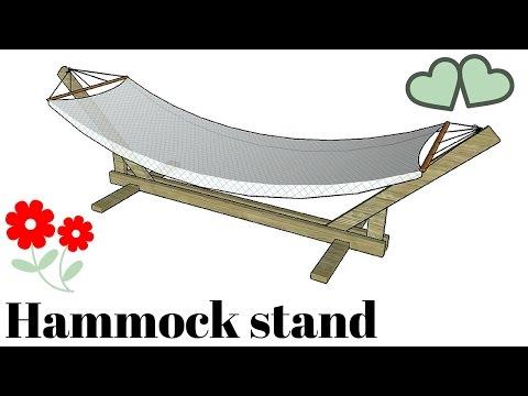 Hammock Stand Plans