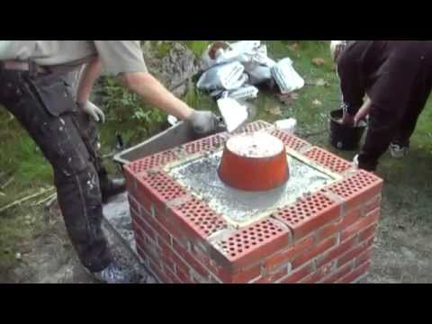 How to make tandoor oven - Tee se itse tandooriuuni