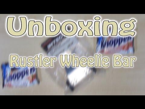 Unboxing Rustler Wheelie Bar/Ebay Schnäppchen   HD+   Deutsch