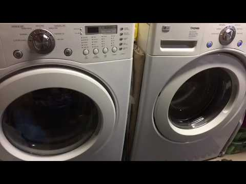 LG Gas Dryer | How To Clean Filter From Lint