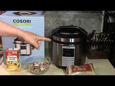 Pressure Cooker Rice Pilaf Cosori Lifestyle