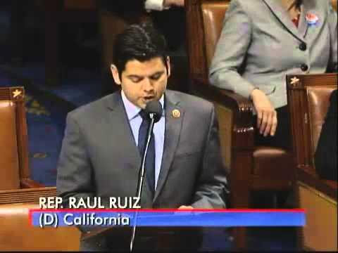 Dr. Ruiz Urges Extension of Unemployment Insurance Benefits