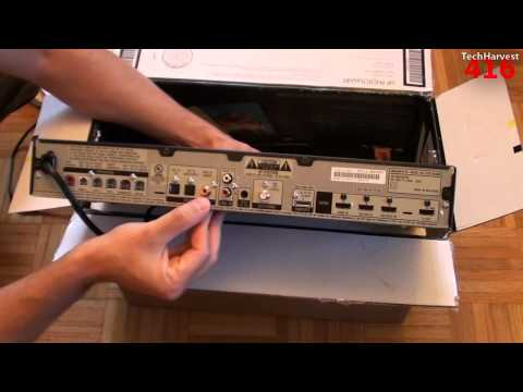 Sony 5.1 Home Theater System A/V Receiver STR-KS380: Unboxing