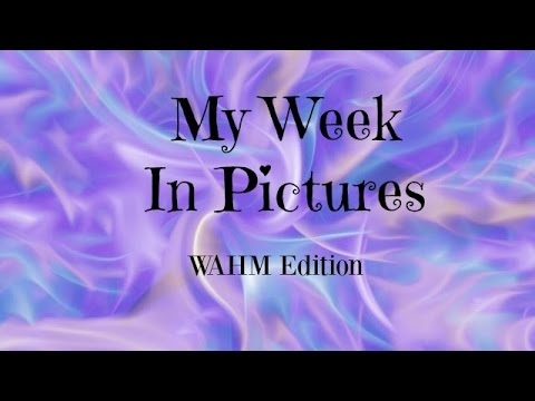 Week In My Shoes as a wahm