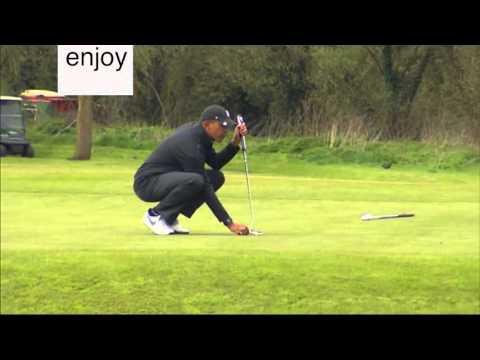 Obama plays golf With Cameron, USA vs UK