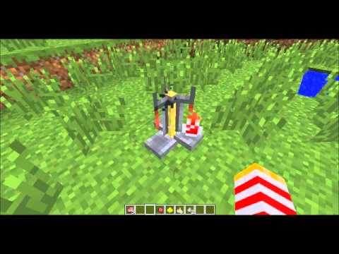 How To Make A Splash Instant Damage II Potion On Minecraft