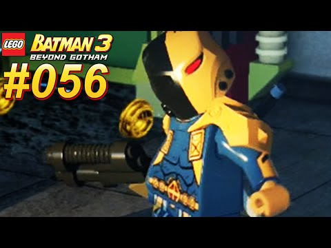 LEGO BATMAN 3 JENSEITS VON GOTHAM #056 Deathstroke ★ Let's Play LEGO Batman 3 [Deutsch]