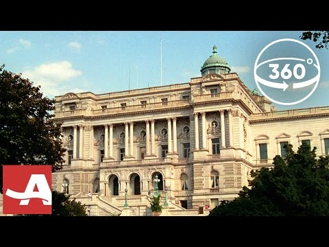 Tour the Library of Congress in 360° | AARP