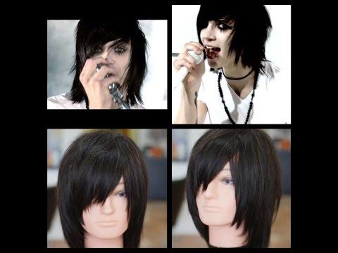 Emo - Scene Haircut Tutorial - Andy Biersack