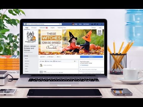 How To Create The Perfect Facebook Page To Help Grow Your Business For REALTORS®