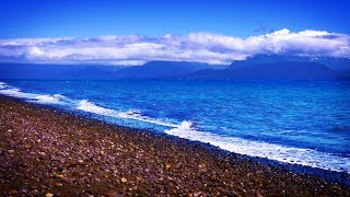 Download Ocean Waves Relaxation White Noise | Sleep to Waves Crashing Nature Sounds | 10 Hours Video