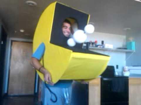 2010 Salman's Pac-man Costume