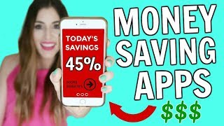 5 Apps That Will SAVE You Money When You