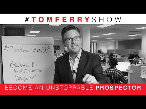 10 Tips For Booking More Real Estate Appointments | #TomFerryShow Episode 20