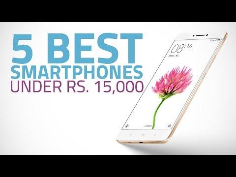 Best Phones Under Rs. 15,000 (September 2016)