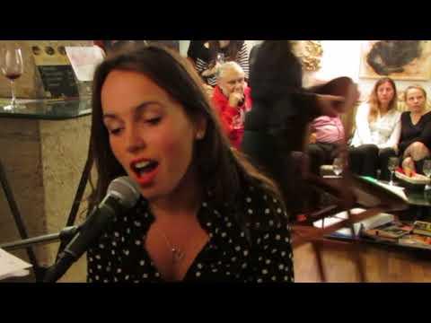 Open mic WineTouch 1709  Morgane Dessislava