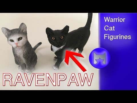 WARRIOR CATS FIGURINES | What If?