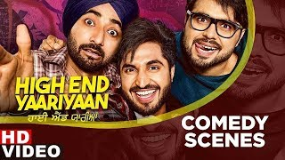 High End Yaariyan | Comedy Scene 3 | Jassi Gill | Ranjit Bawa | Ninja | Speed Records