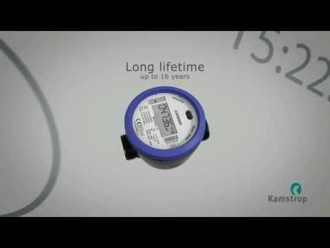 KAMSTRUP flowIQ2102 Ultrasonic Smart Water Meter