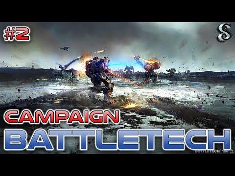 BATTLETECH #2 MAKING MONEY + LRM CENTURION BUILD + BEST EARLY GAME MECH ATTACK SCENES