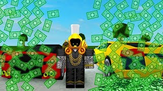 BECOMING THE RICHEST PLAYER IN ROBLOX!