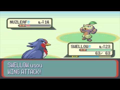 Pokémon Ruby detonado 4 - Conseguindo o Rock smash e a Bike