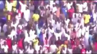 هدف فوز منتخب تشاد على المنتخب المصري  بمباراة الذهاب