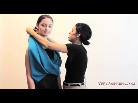 How To Wear A Shawl - 10 Stylist Suggestions