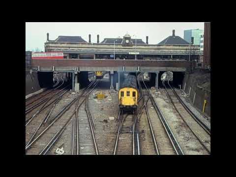East Croydon Station c1984