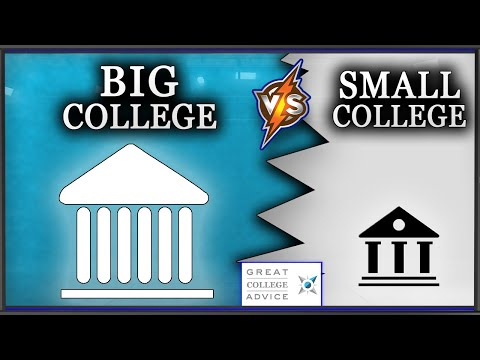 Ohio State University--What Size College Is Best?