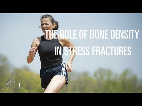 The role of bone density in stress fractures